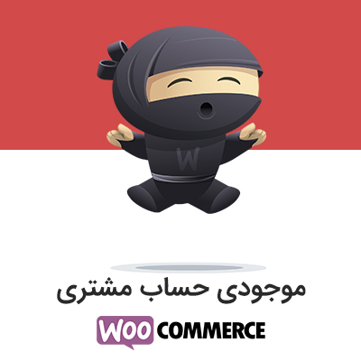 موجودی حساب ووکامرس | WooCommerce Account Funds